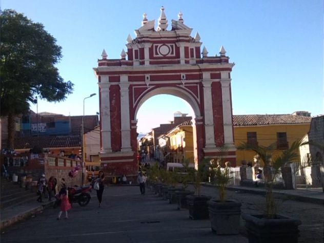 Ayacucho in Peru