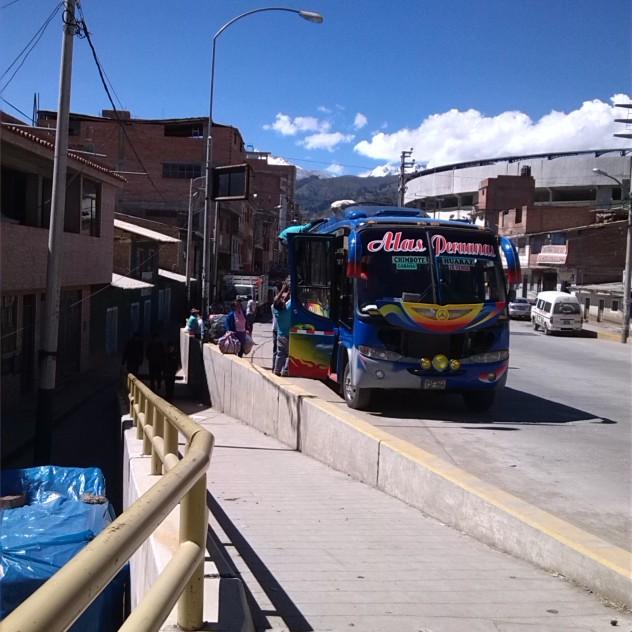 In Huaraz