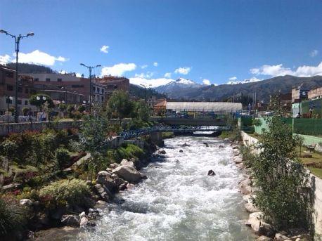 Zufluss zum Rio Santa