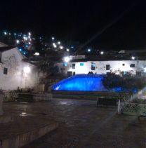 San Blas bei Nacht