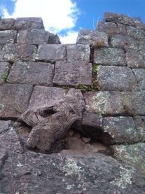 Alte Inca Steine