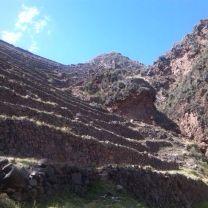 Extrem steile Terassen