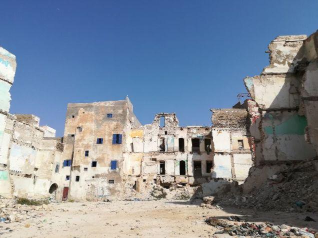 Teil der Medina