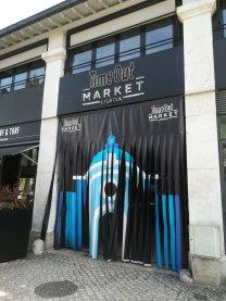 Markteingang